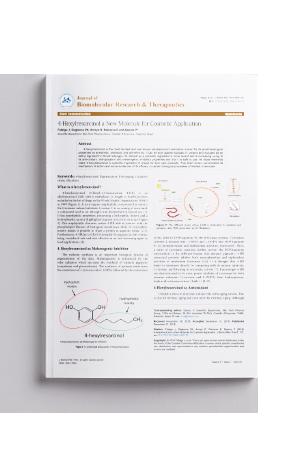 4hexylresorcinol a new molecule for cosmetic application 2167-7956-1000170