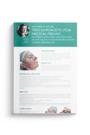 Trichloroacetic (TCA) Medical Peeling